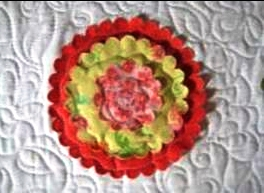 Whole Quilt - Round Circle