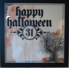 Halloween 12 x 12