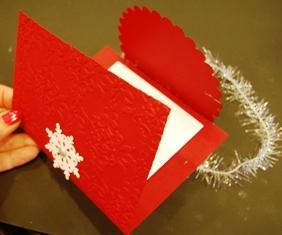 Gift Certificate Holder 2