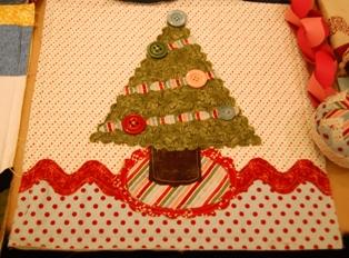 Fabric ~ tree
