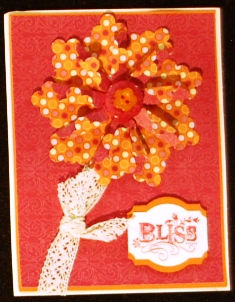 Bliss 4 card