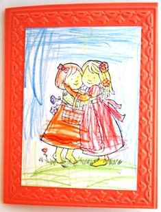 Ella's Valentine card