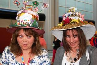 Garden Party 2 hats