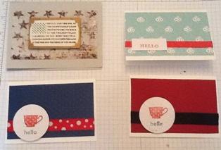 Katie's Cards!