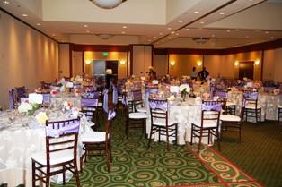 St George Dinner room