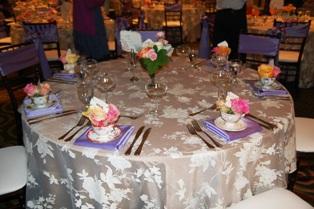St George Dinner Table 2