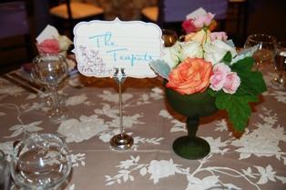 St George Dinner table