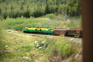 WPYR our train