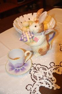 Tea ~ bunny