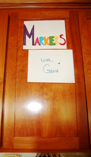 Gracie markers
