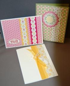 Spring Fever 3 cards