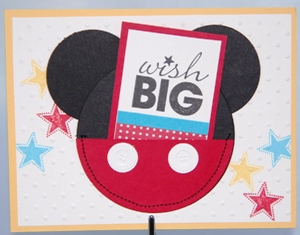 Mouse card from Amy Jordan