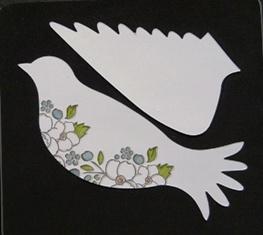 Elegant Bird Bigz Die