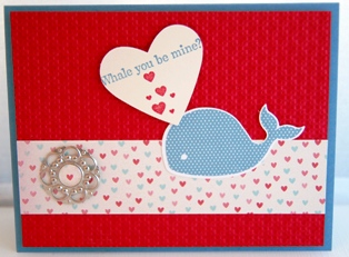 Oh, Whale! valentine