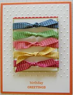 September Ribbon Special