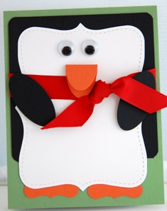 Penguin gift card