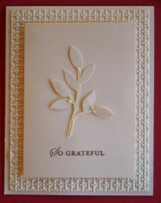 Third Thursday Thanksgiving Card