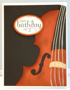 Catie's birthday card