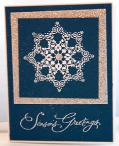 Card Agnes Leach