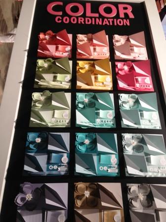 Boards ~ Color coordination