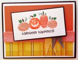 3rd Thursday ~ pumpkins
