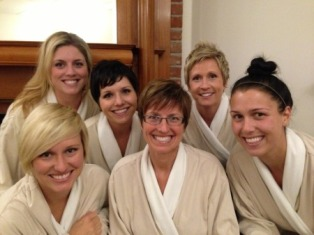 Shelli and her girls