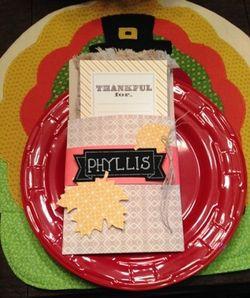 Thanksgiving Phyllis