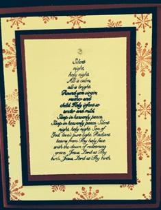 Beth Dudley's card