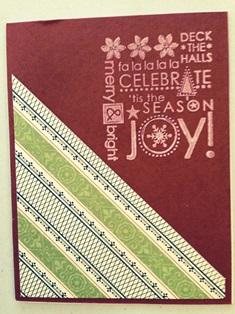 Irene Grau's card