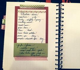 Album menu