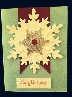 Agnes Leach's card