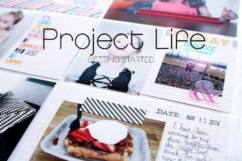 Projectlifegettingstarted