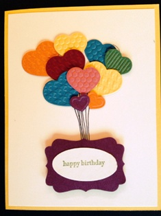 Colleen's card