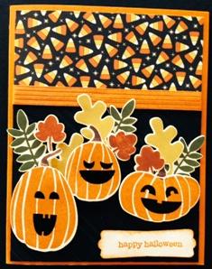 Kelly's Halloween card