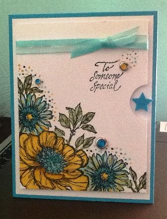 Janie's card