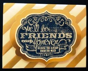 SAS FRIENDS FOREVER