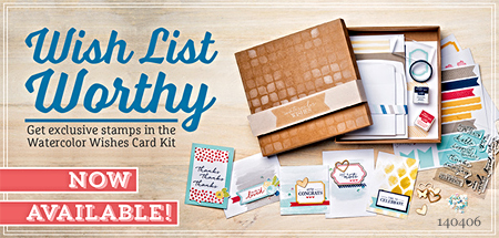 Watercolor Wishes Kit 1