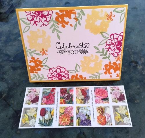 Birthday Flowers 2-29
