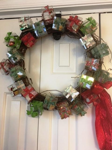 Bea Conaway's Wreath