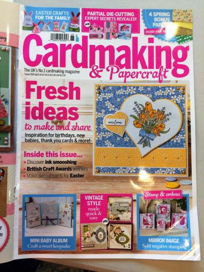 Cardmaking & Papercraft cover of the magazine