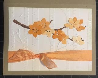 Margaret Spencer's card