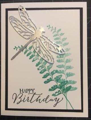 Marions Swaim's card