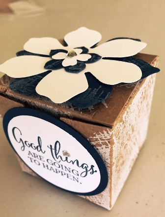 Gift Box ~ Good things...