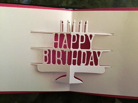 Happy Birthday thinlit