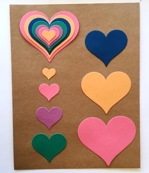 Sweet & Sassy Hearts