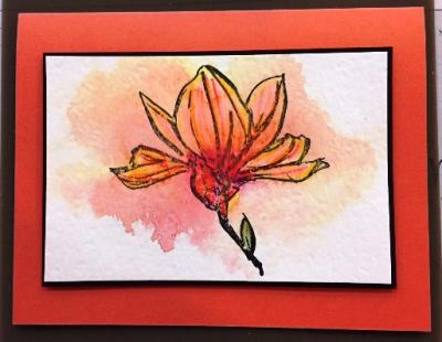 Rosie's card