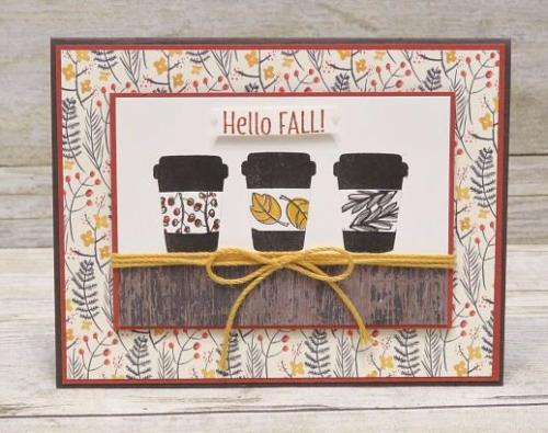 Merry Cafe - Hello Fall