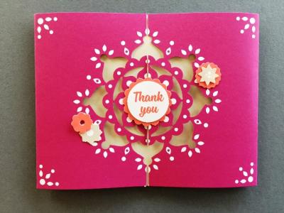 Berry Burst card Abby
