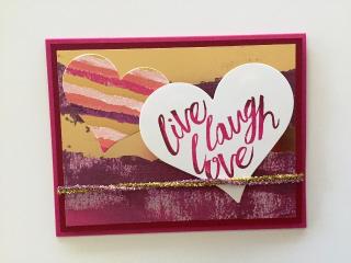Layering Love