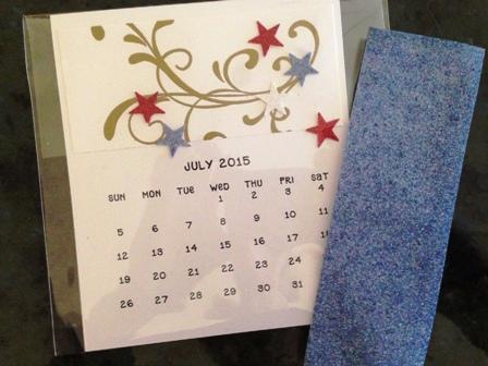 Calendar Class glimmer